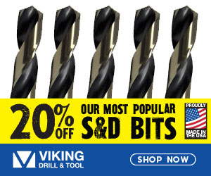 20% OFF our Most Popular S&D Bits