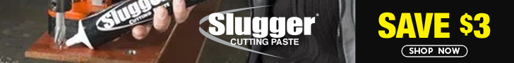 SAVE $3 on Slugger Cutting Paste