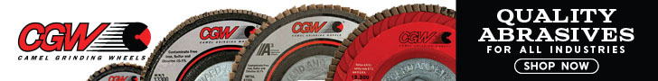 CGW Camel Grinding Wheels - Quality Abrasives for all Industries