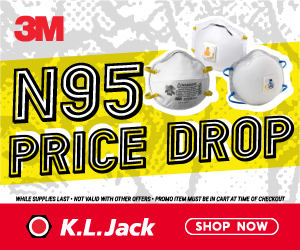 Price Drops on select 3M N95 Masks. Click Here to Shop.