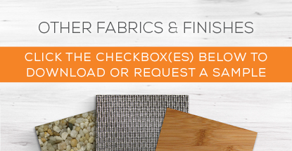 Browse Safco Other Fabric & Finish Swatches
