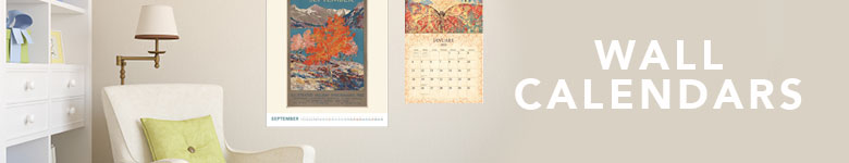 Brighten up your room with wall calendars!