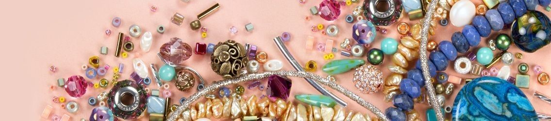 Discounts and deals on beads and jewelry supplies.